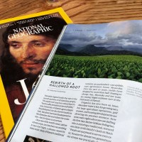 Hanalei in National Geographic