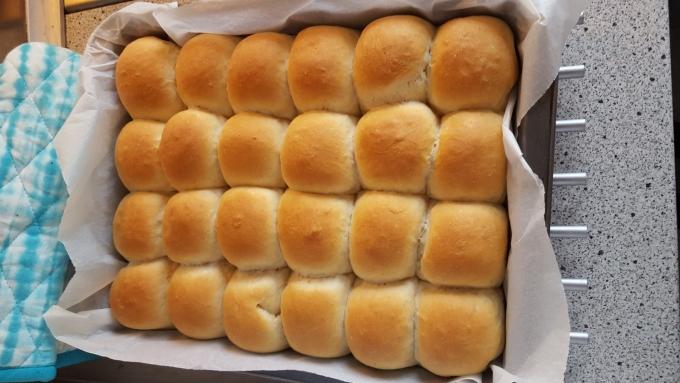 24 hveder af 60 gram stykket 😃
