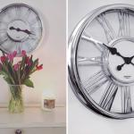 Trending Now On Instagram Numeral Station Wall Clock