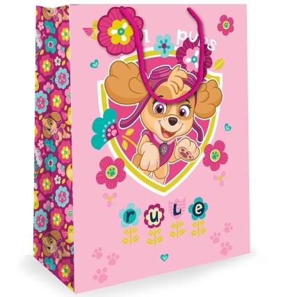 Paw Patrol Extra Large Gift Bag Pink Kids Gift Bags BampM