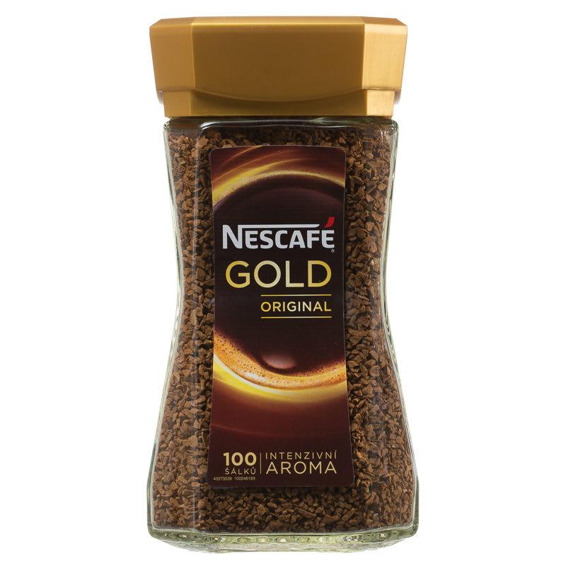 B Amp M Nescafe Gold Original 200g 244010 B Amp M