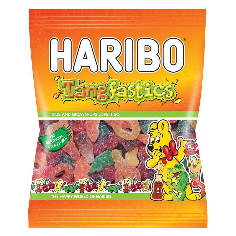 Haribo Tangfastics 180g Grocery Sweets Bags BampM