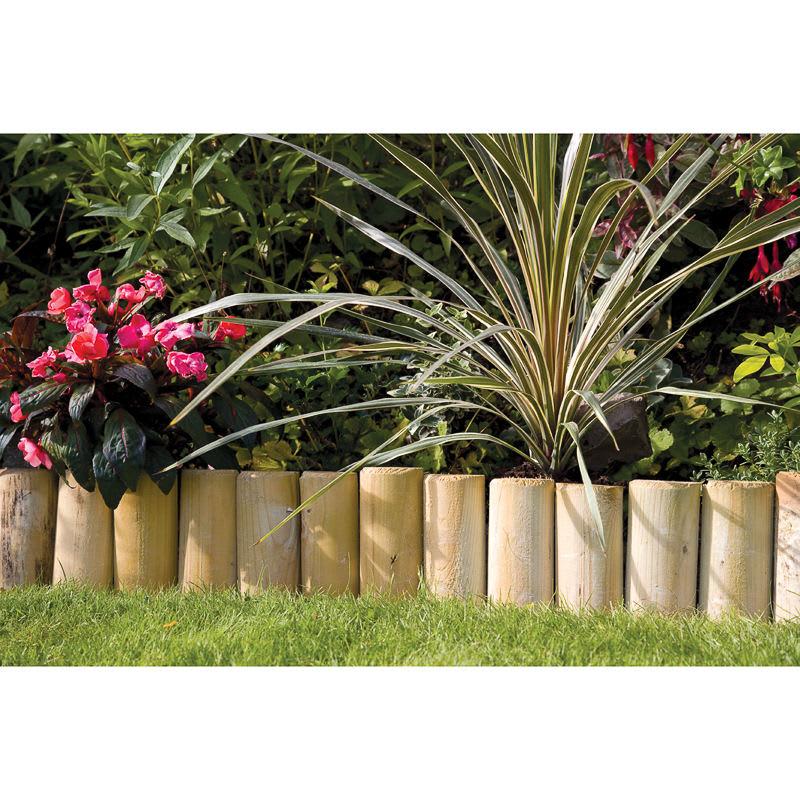 Border Roll 1 8m X 30cm Fencing Garden Fencing