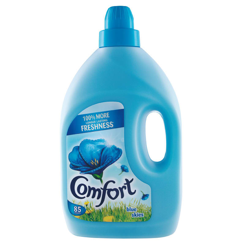 BampM Comfort Blue Skies Fabric Conditioner 3L 293314 BampM