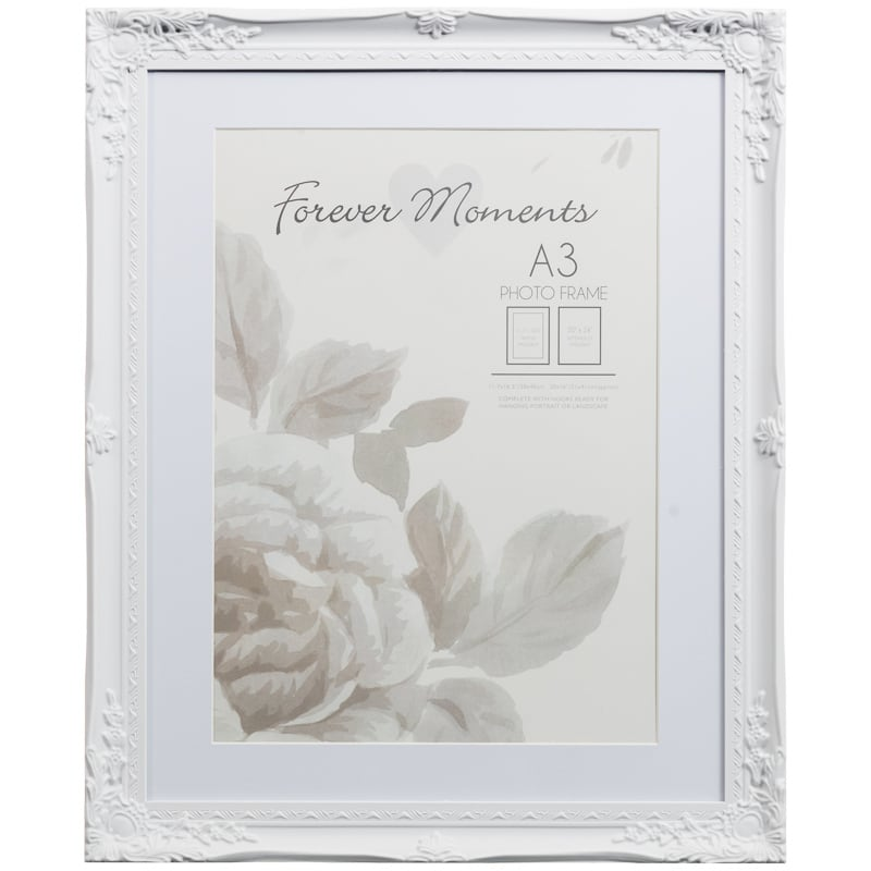 A3 Mounted Vintage Photo Frame 20 X 16 Home Gifts