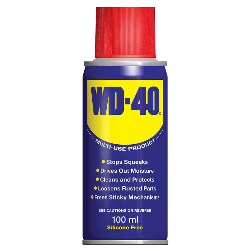 WD 40 Lubricant 100ml DIY Lubricant Aerosol