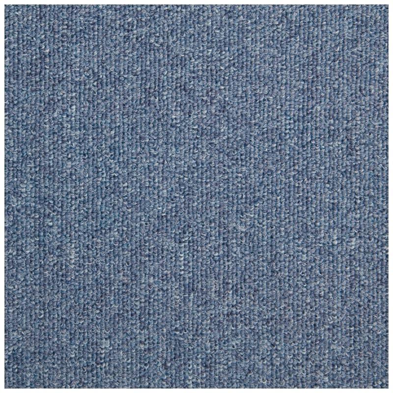 Denim Carpet Tile 50 X 50cm Flooring Carpet BampM
