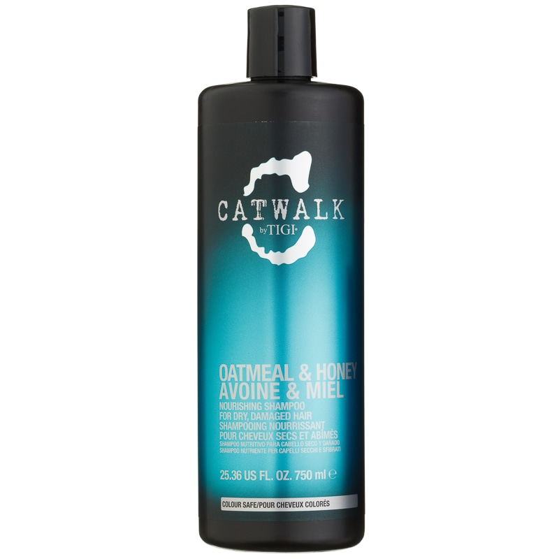 Tigi Catwalk Oatmeal Amp Honey Shampoo 750ml Hair Care BampM