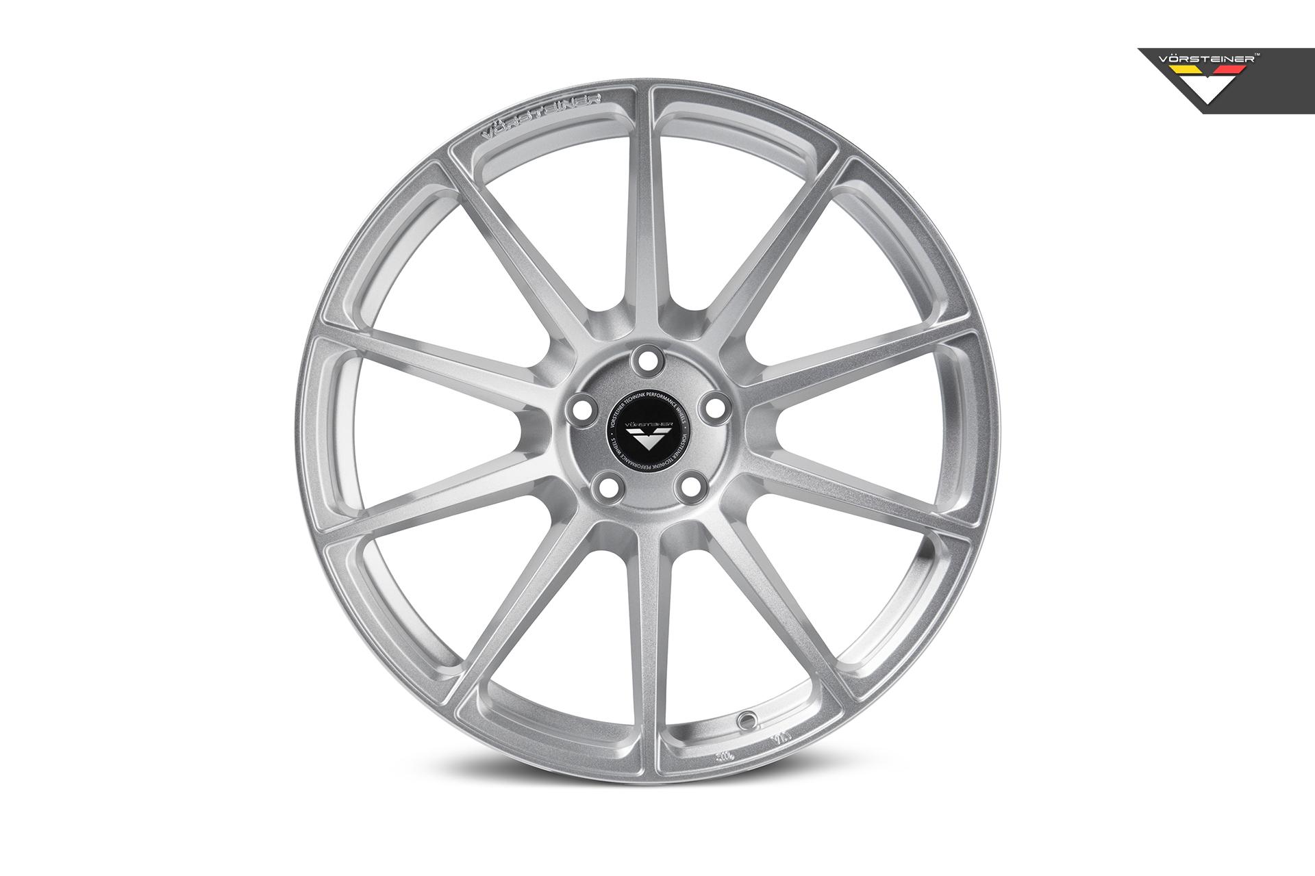 Vorsteiner Introduces All New Flow Forged Wheel Program