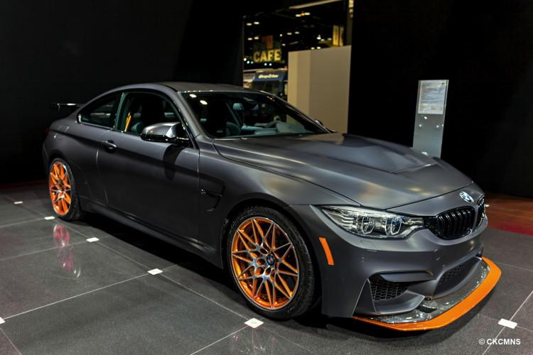 BMW M4 GTS Chicago Auto Show 2 750x500 BMW M4 GTS preview by EVO