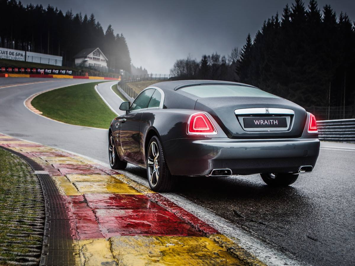Rolls Royce Spa Francorchamps Wraith Edition Delivers 632