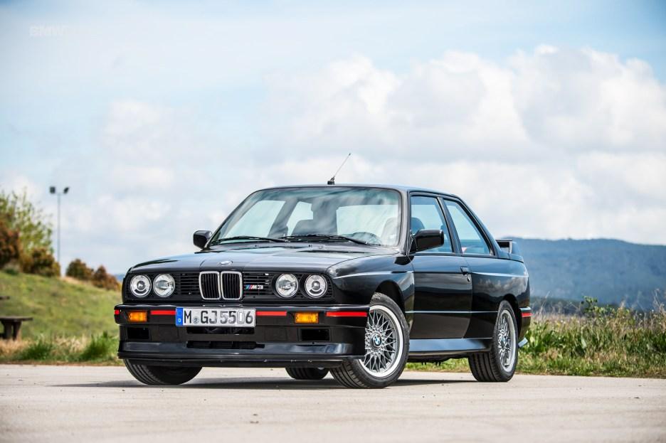 E30 BMW M3 Sport Evolution 7