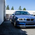 Clean Estoril Blue Bmw E36 M3 Is Still A Looker Today
