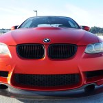 Owner Spotlight Satin Candy Red M3