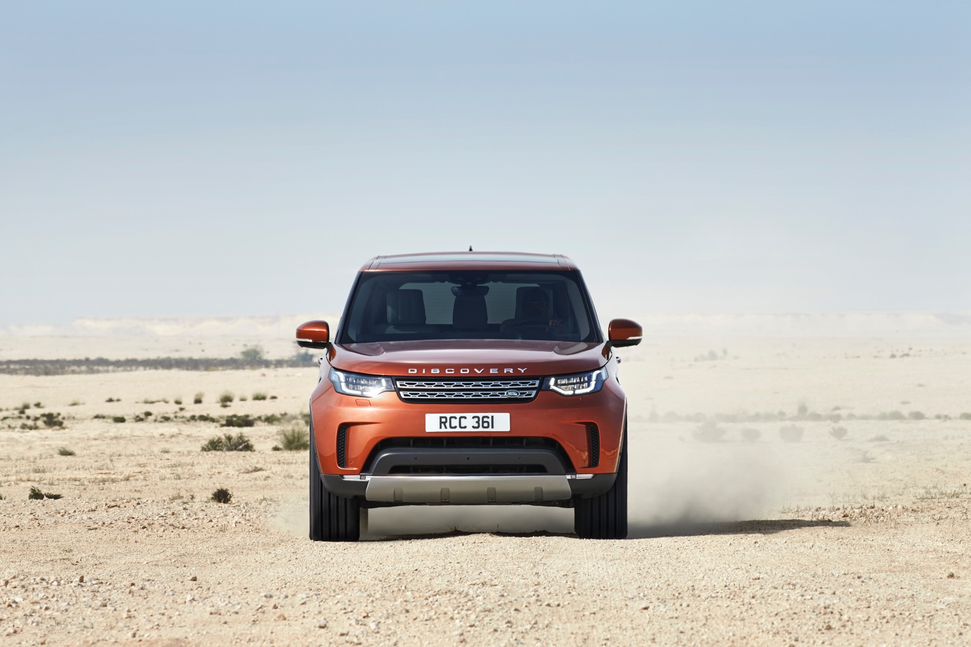 Will the new Land Rover Discovery challenge the BMW X5