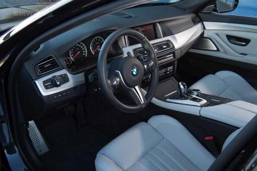 BMW F10 M5 photos 08 830x553