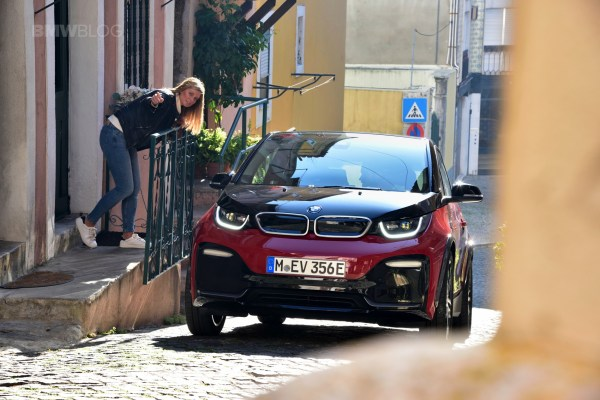 BMW Sells Over 165,000 Units Of i3 electric car In 6 Years