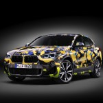 You Can Now Order An Official Camo Wrap For Your Bmw X2