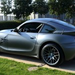Bmw Z4 Coupe Body Kit