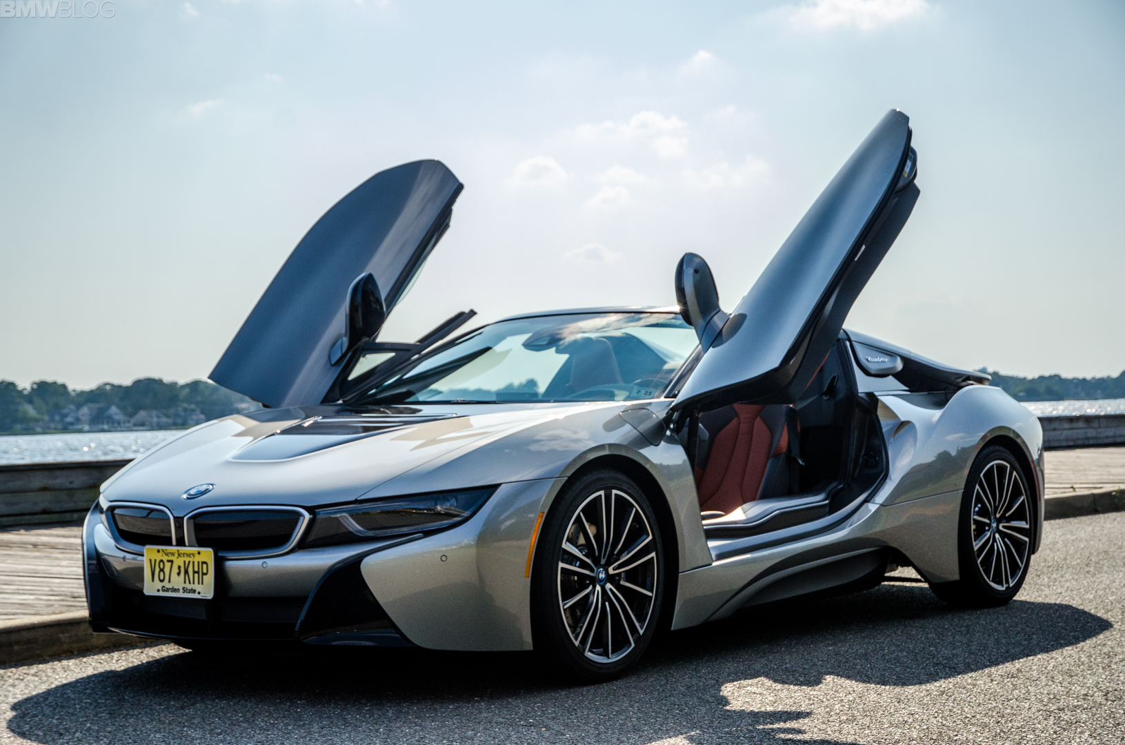 Video All You Need To Know About The Bmw I8 Roadster Website Of