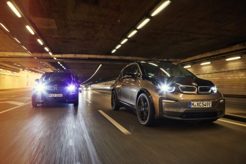 The Bmw I3 Still Qualifies For The 7 500 Ev Tax Credit Website Of