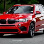 Stunning 2016 Bmw X5 M In Melbourne Red Metallic Is Up For Sale