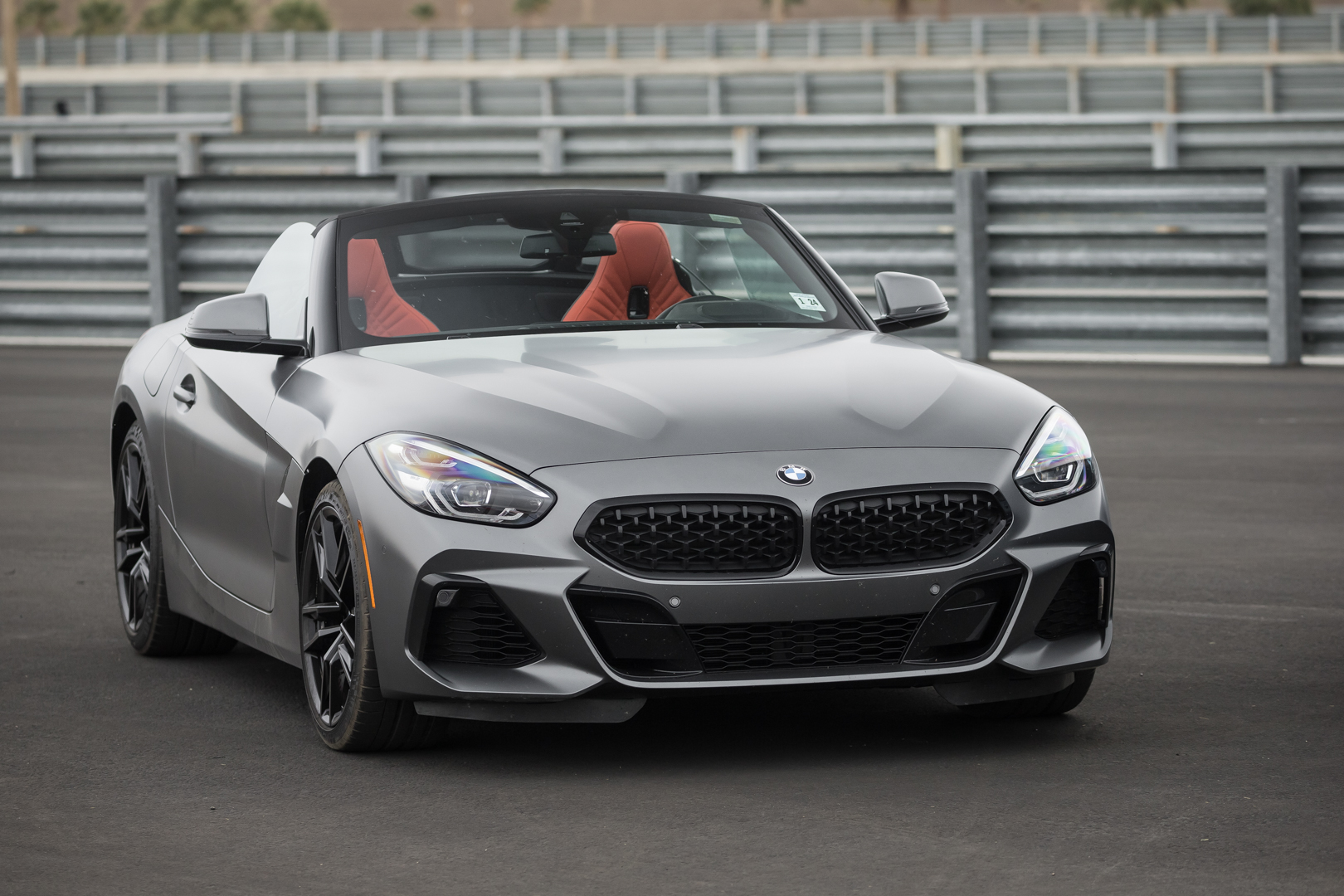 Test Drive 2019 Bmw Z4 Sdrive30i No Straight Six No Problem