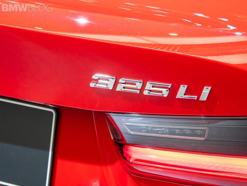 2019 BMW 3 Series long wheelbase china 8 830x623