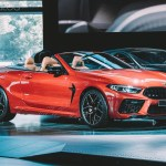 Live Photos From Nextgen19 Bmw M8 Coupe And Convertible