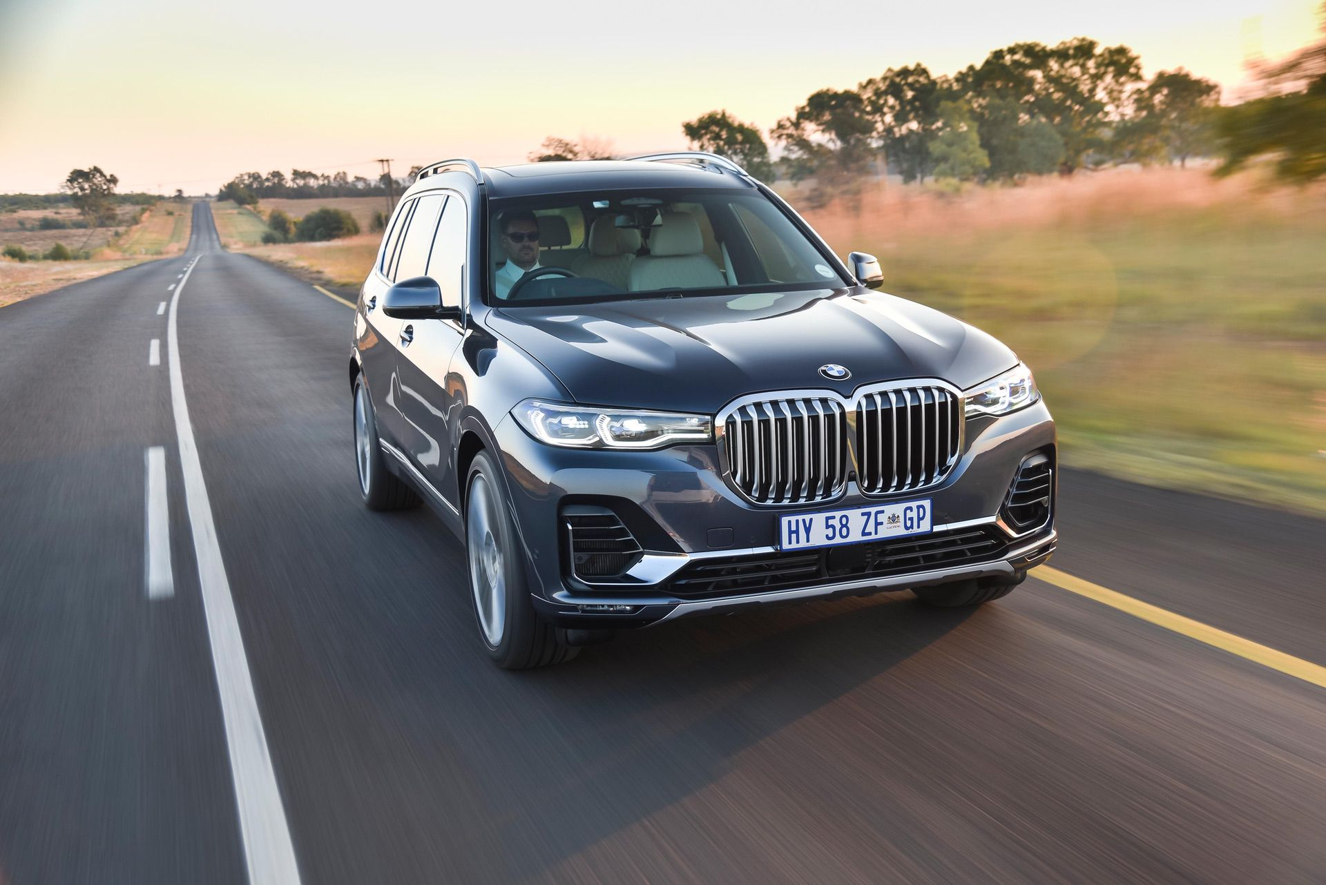 Clti Mzv 7797 New Bmw 7 Series Revealed With 40 Larger Grille