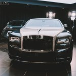 Upclose With The Highly Exclusive Rolls Royce Wraith Eagle Viii