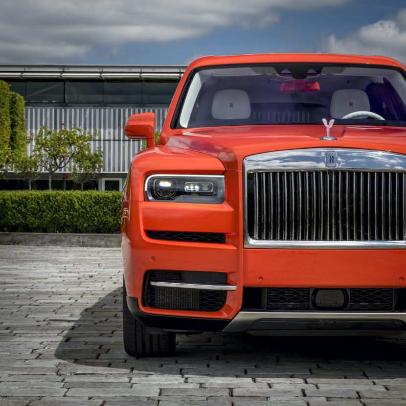 Fux orange Rolls Royce Cullinan 05 830x830