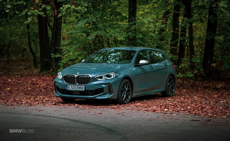 2019 BMW M135i xDrive Review 34