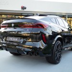 Exclusive Bmw X6 M Competition Live Photos