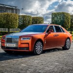 Spied 2021 Rolls Royce Ghost Shows Off Phantom Lite Interior
