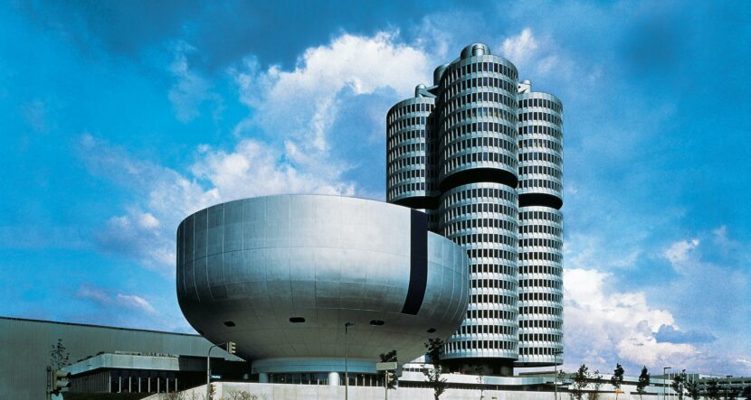 BMW HQ Museum