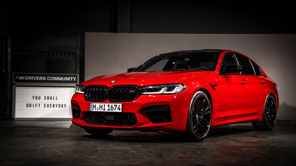 BMW M5 Facelift vs Audi RS6 Avant 6