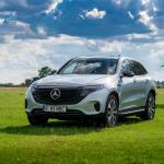 Test Drive 2020 Mercedes Benz Eqc A Luxurious Electric Suv