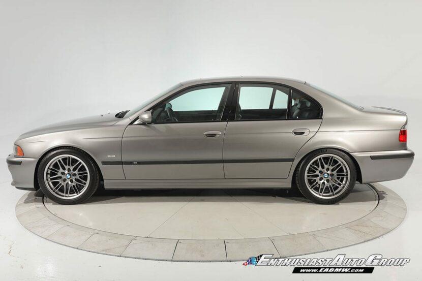 2002 BMW E39 M5 with Dinan Mods 57 830x553