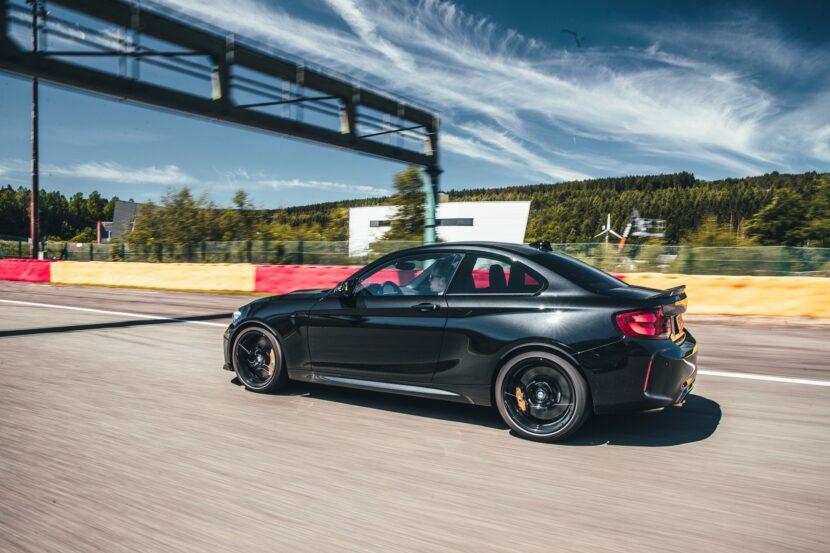 2021 BMW M2 CS Black Sapphire 14 830x553