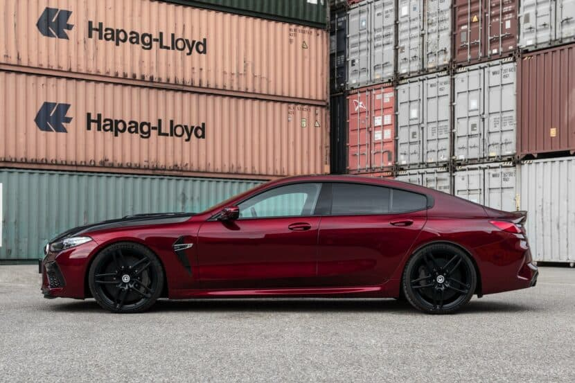 G Power BMW M8 Gran Coupe Tuning F93 03 830x553