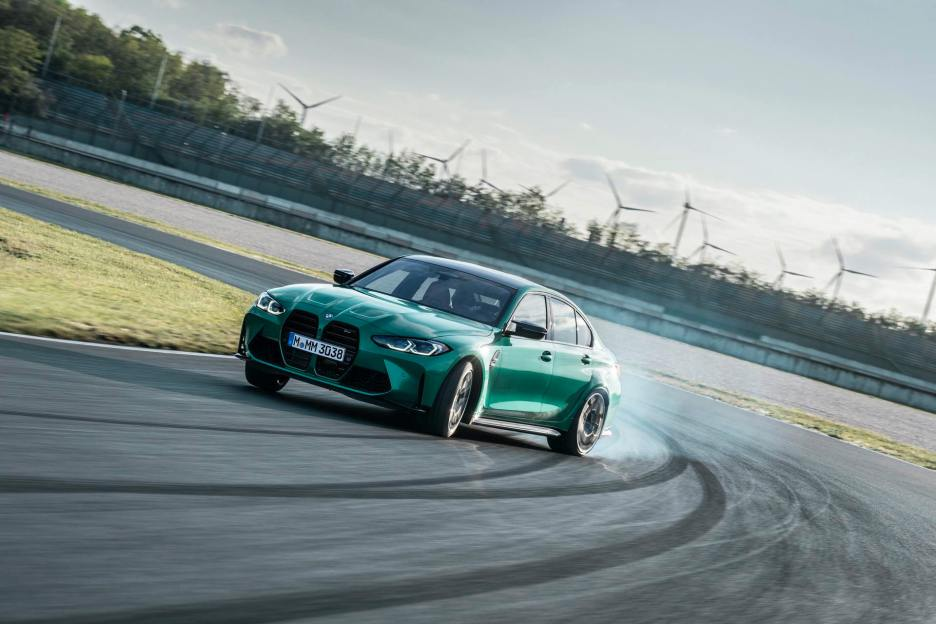 2021 bmw m3 competition race track 26