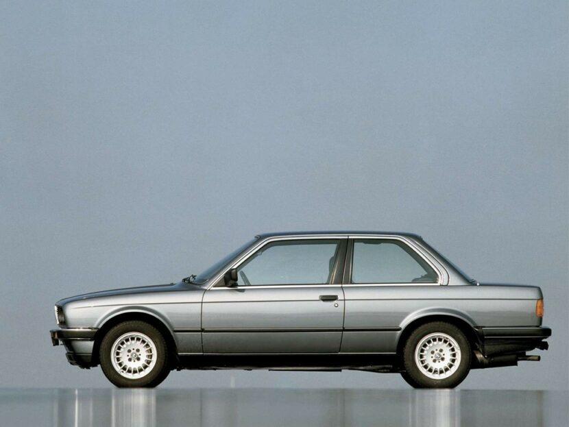 BMW 3 Series Coupe E30 763 16 830x623