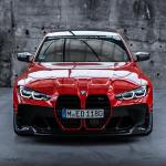 Video Bmw M3 With M Performance Parts Plays With Fire