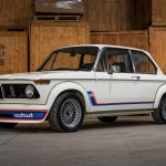 1974 Bmw 2002 Turbo Expected To Sell For Over 120 000 At Auction