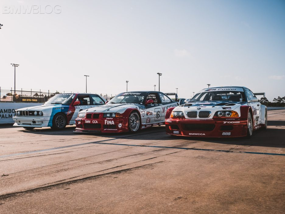 bmw E30 E46 M3 GTR E9 M3 GT 5 scaled