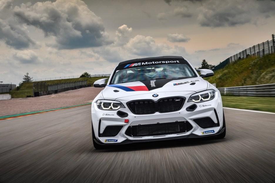 BMW M2 CS Racing 1 of 4
