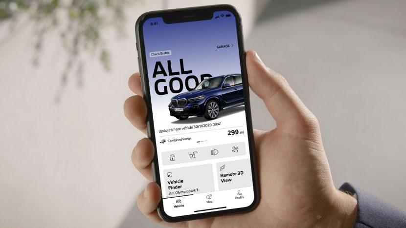 My BMW App 3 830x467