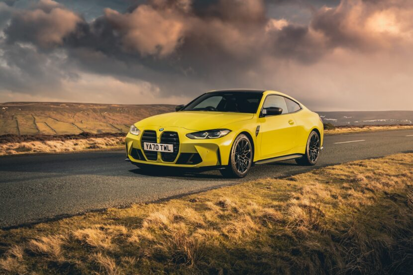 The The New BMW M4 Competition Coupe UK 1 830x553