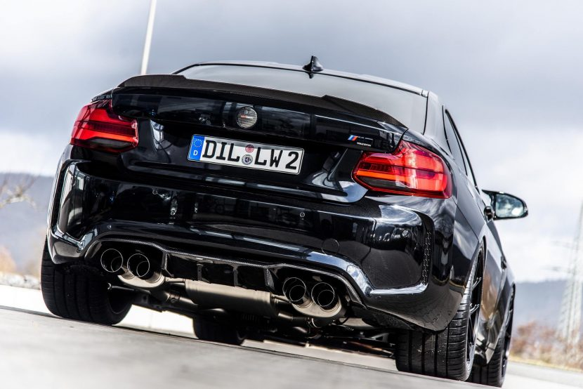 LIGHTWEIGHT Finale Edition bmw m2  07 830x554